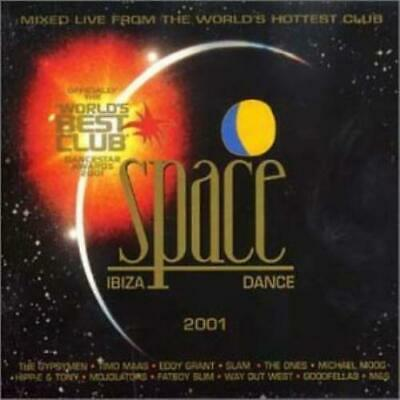 Various Artists : Space 2001: Mixed Live from the Worlds H CD
