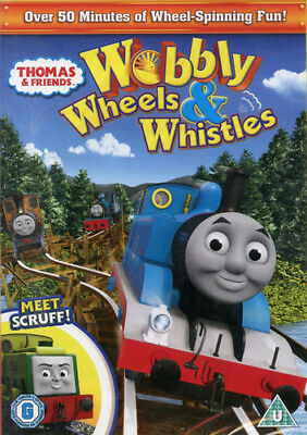 Thomas the Tank Engine and Friends: Wobbly Wheels and Whistles DVD (2011) Greg