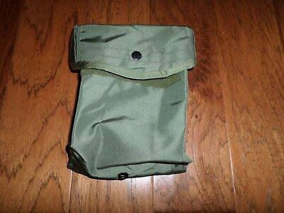 U.s Military Issue Ammo Dump Bag Pouch Small Arms 200 Round Capacity Case