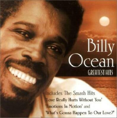 Billy Ocean : Greatest Hits CD Value Guaranteed from eBay's biggest seller!