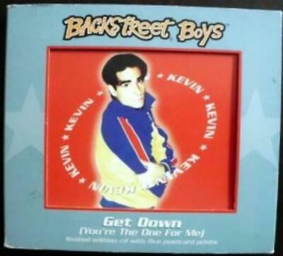 Backstreet Boys : Get Down (Youre the One for Me) CD