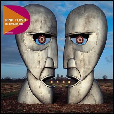 PINK FLOYD - DIVISION BELL D/Rem DISCOVERY CD ~ ROGER WATERS~DAVID GILMOUR *NEW*
