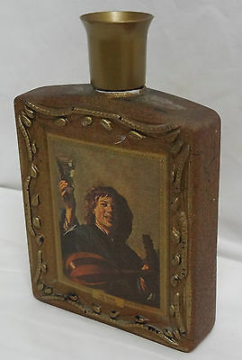 Collectable Jim Bottle The Merry Lute Player In Good Condition