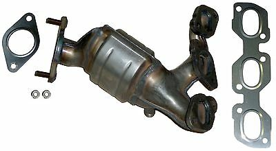 Catalytic Converter Manifold for 01-08 Ford Escape 3.0 Rear Firewall RHS Bank 1
