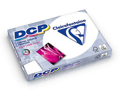 Clairefontaine DCP digital color printing 80 90 100 etc. g/m² DIN-A4 A3 Papier