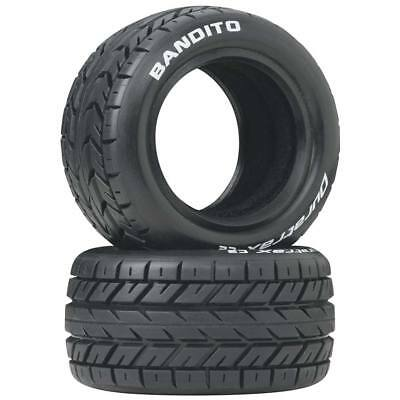 NEW Duratrax Bandito 1/10 Buggy Tire Rear 4WD C2 (2) DTXC3975