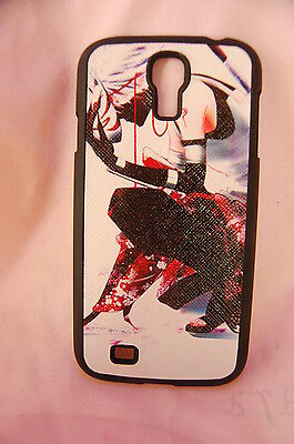 USA Seller Samsung Galaxy S4 case Anime leather Phone case Naruto Kakashi