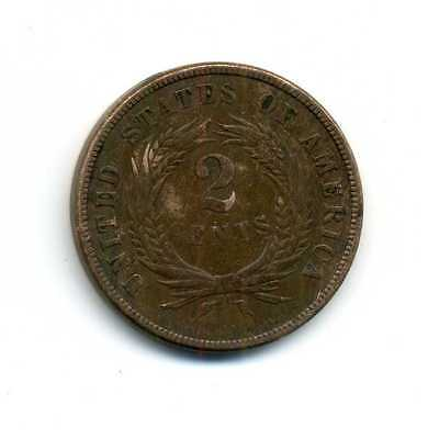 2 Cents USA 1871 M_660