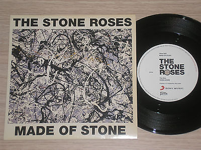 "The Stone Roses - Made Of Stone / Going Down - 45 Giri 7"" Promo"