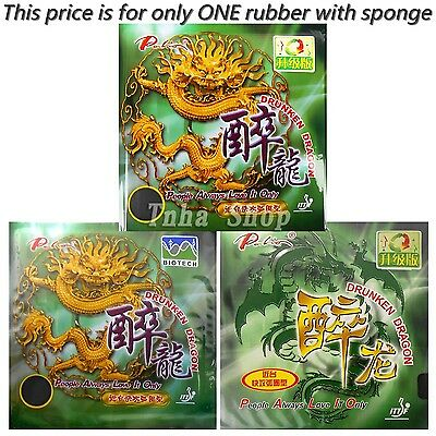 Palio Drunken Dragon Pips-In Rubber/Sponge