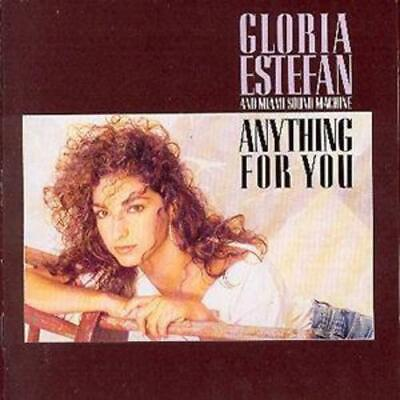 Gloria Estefan & The Miami Sound Machine : Anything For You CD (1993)