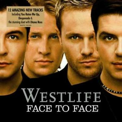 Westlife : Face to Face CD (2005) Value Guaranteed from eBay's biggest seller!