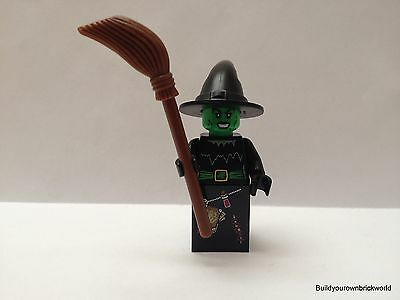 Witch LEGO Minifigure Collectible CMF 850487 Monster Fighters 8684 Series 2