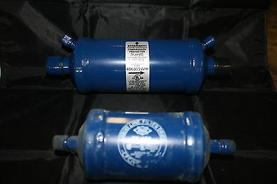 2 NEW REFRIGERANT FILTER DRIER  EMERSON ALCO  Lot 1