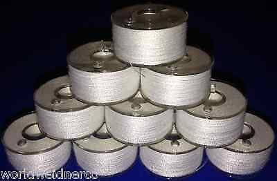 Prewound 90 WT Thread Embroidery Bobbins Size A Class 15 Brother Baby Lock SA156