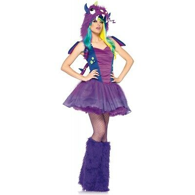 Dragon Costume Adult Halloween Fancy Dress