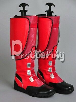 Captain America Cosplay Shoes Boots mp000732