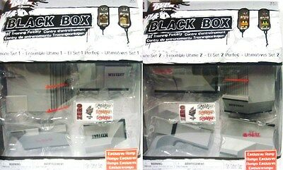 Tech Deck Black Box Training Facility With 45Mm Fingerboard Set Of 2 New 6015405