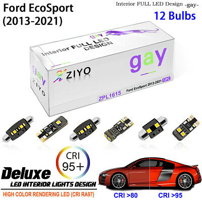 1 Bulb White LED Door Glove box Trunk Footwell Light For AUDI A3/S3 2004-2012