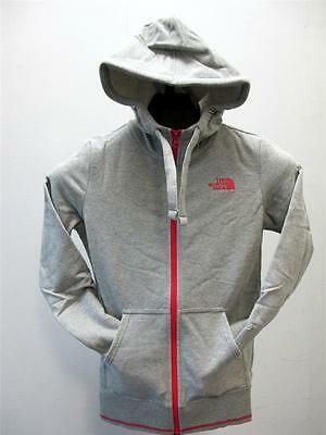 e31a8d032 NEW WOMEN'S THE North Face Logo Stretch Full Zip Hoodie H Grey -Soft &  Warm!!