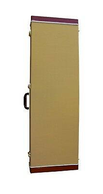 Artist REBC350TO Electric Bass Guitar Hard Case, Rectangular with Lock - New
