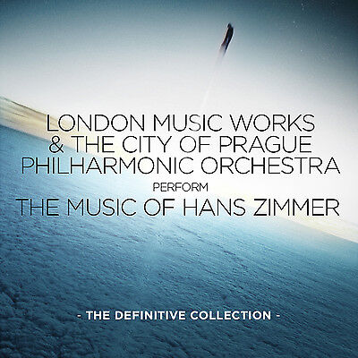 Hans Zimmer -  The Definitive Collection - 6 CD Set - 77 Tracks