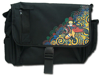 Naruto Hokage Naruto Messenger Bag Anime Manga NEW