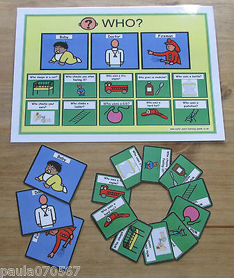 Special needs learning cards ~ for everyday learning ~ Colour Cards~SEN~Autism~