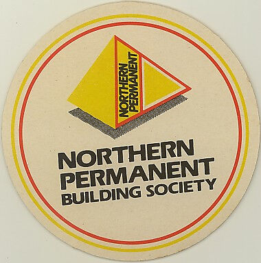 Coaster: Northern Permanent Building Society
