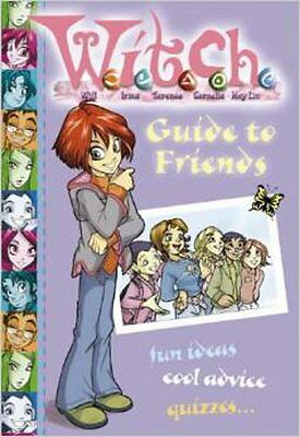 W.i.t.c.h. - Guide to Friends, New, Disney Book