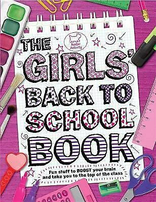 The Girls' Back To School Book (Buster Books), Lottie Stride, New Book