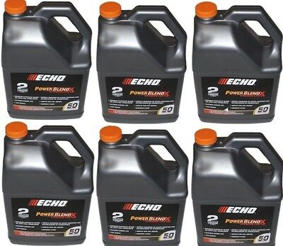 STIHL OIL 6-PACK 2 Gallon Hp Ultra Synthetic Engine Oil Mix