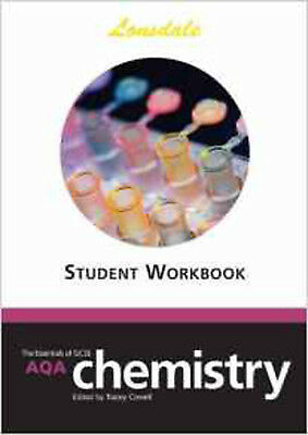 Lonsdale GCSE Revision Plus - AQA Chemistry: Workbook (2012 Exams Only), New, Ch