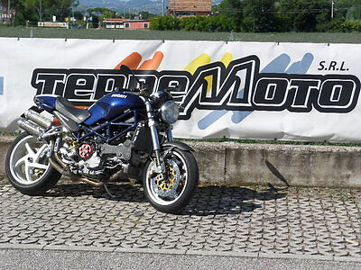 Telaio con documenti Ducati Monster S4R 2003 Rahmen mit brief Frame with papers