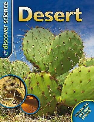 Discover Science: Deserts, DAVIES, Nicola, New Book