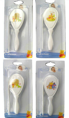 Disney Baby Cute Brush and Comb Set Suitable from Birth Great Gift
