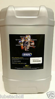 EXOL TO4 10W Transmission Oil 20Ltr Caterpillar To4