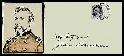 Joshua Lawrence Chamberlain Special Edition Collector's Envelope