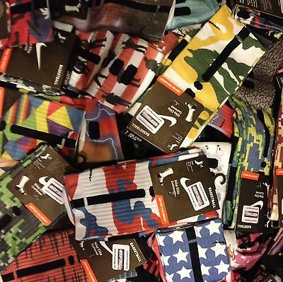 Custom Nike Elites Socks