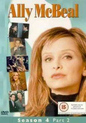Ally McBeal: Season 4 - Episodes 12-22 (Box Set) DVD (2002) Calista Flockhart