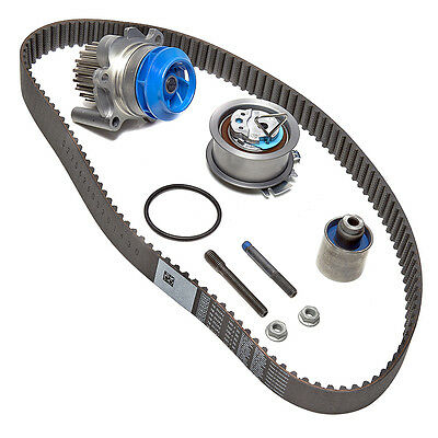 VW Golf Skoda Seat Ford Audi - SKF Timing Belt Kit Water Pump Engine Cambelt
