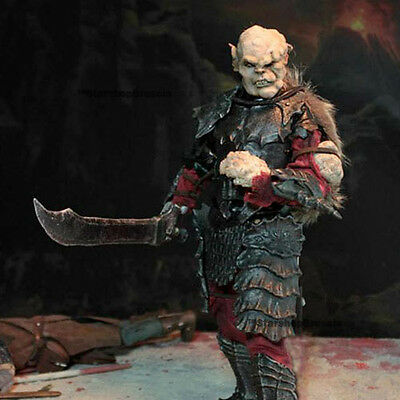 """LORD OF THE RINGS - Gothmog 1/6 Action Figure 12"""" Asmus Toys"""
