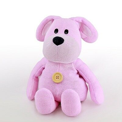 Intelex Beany Belly Knitted Bunny Rabbit - Microwave Heated Wheat Bag Soft Toy