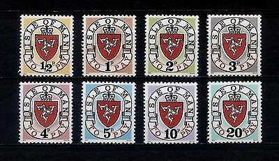 Channel Islands & Isle of Man. To Pay / Postage Due. ( Multiple Listing )