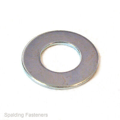 "BA & Imperial A2 Stainless Steel Flat Washers - 4BA, 2BA & 3/16"" to 3/4"""