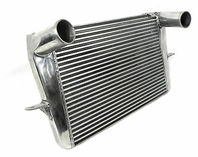 "Universal Front Mount Intercooler 600mm x 400mm x 45mm Core 3"" Inlet/Outlet"