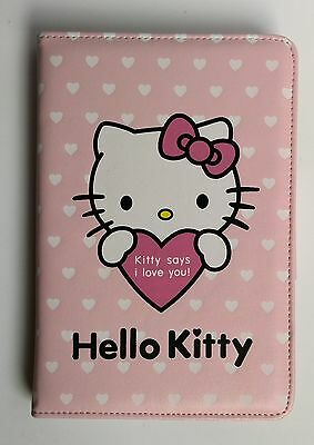 The Magnetic PU Leather Hellokitty  Case Stand Cover For iPad Mini Mini2