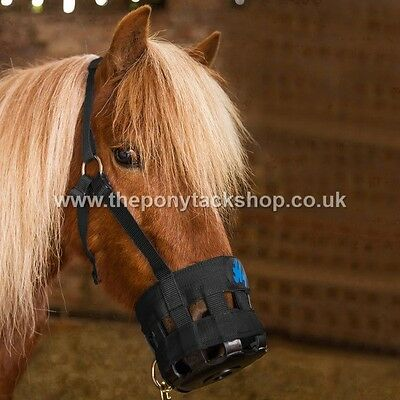 Grazing Mask / Muzzle In Extra Small -  To Fit Mini Shetland / Small Equines