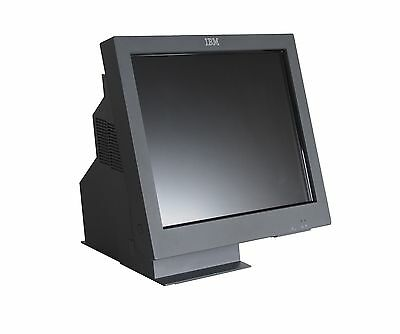 "IBM 4846-545 SUREPOS 15"" Touch Screen Terminal 2.53GHZ 512MB IR TOUCH 80GB HDD"