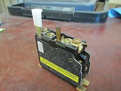 Allen-Bradley Overload Relay 815-B0V4 1P Size 00-1 New Surplus